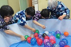 夏祭り|岸和田光が丘学園|光生会