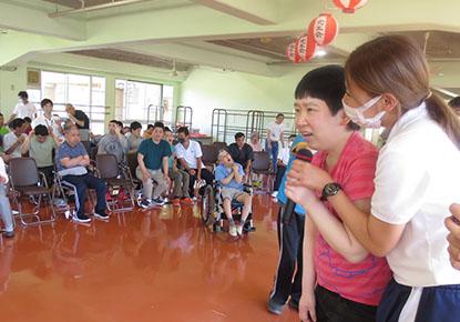 イベントの様子|岸和田光が丘学園|光生会