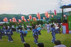 盆踊り|岸和田光生療護園|光生会