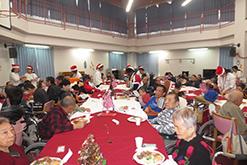 クリスマス会|岸和田光生療護園|光生会