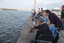 釣りプロジェクト|ピープルハウス阪南|光生会